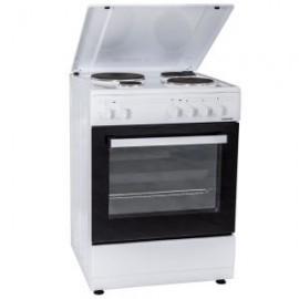 Eskimo ES 3020 W Ηλεκτρική Κουζίνα Εμαγιέ Λευκή