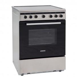 Eskimo ES 8530 IN Ηλεκτρική Κεραμική Κουζίνα Inox