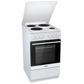 Eskimo ES 5050W Ηλεκτρική Κουζίνα Εμαγιέ Λευκή