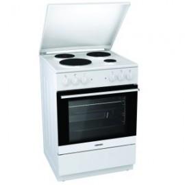 Eskimo ES 5060 W Ηλεκτρική Κουζίνα Εμαγιέ Λευκή