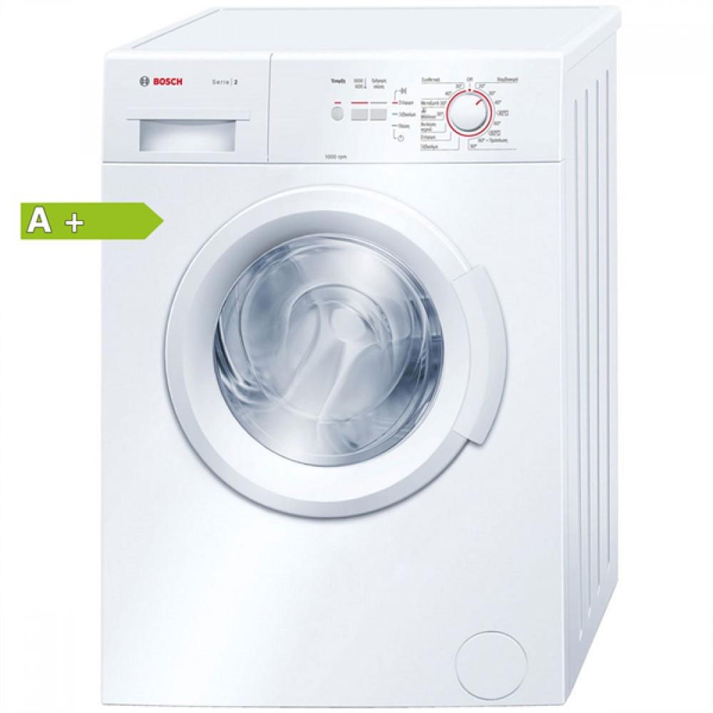 Bosch WAB20061GR Πλυντήριο Ρούχων 5.5kg